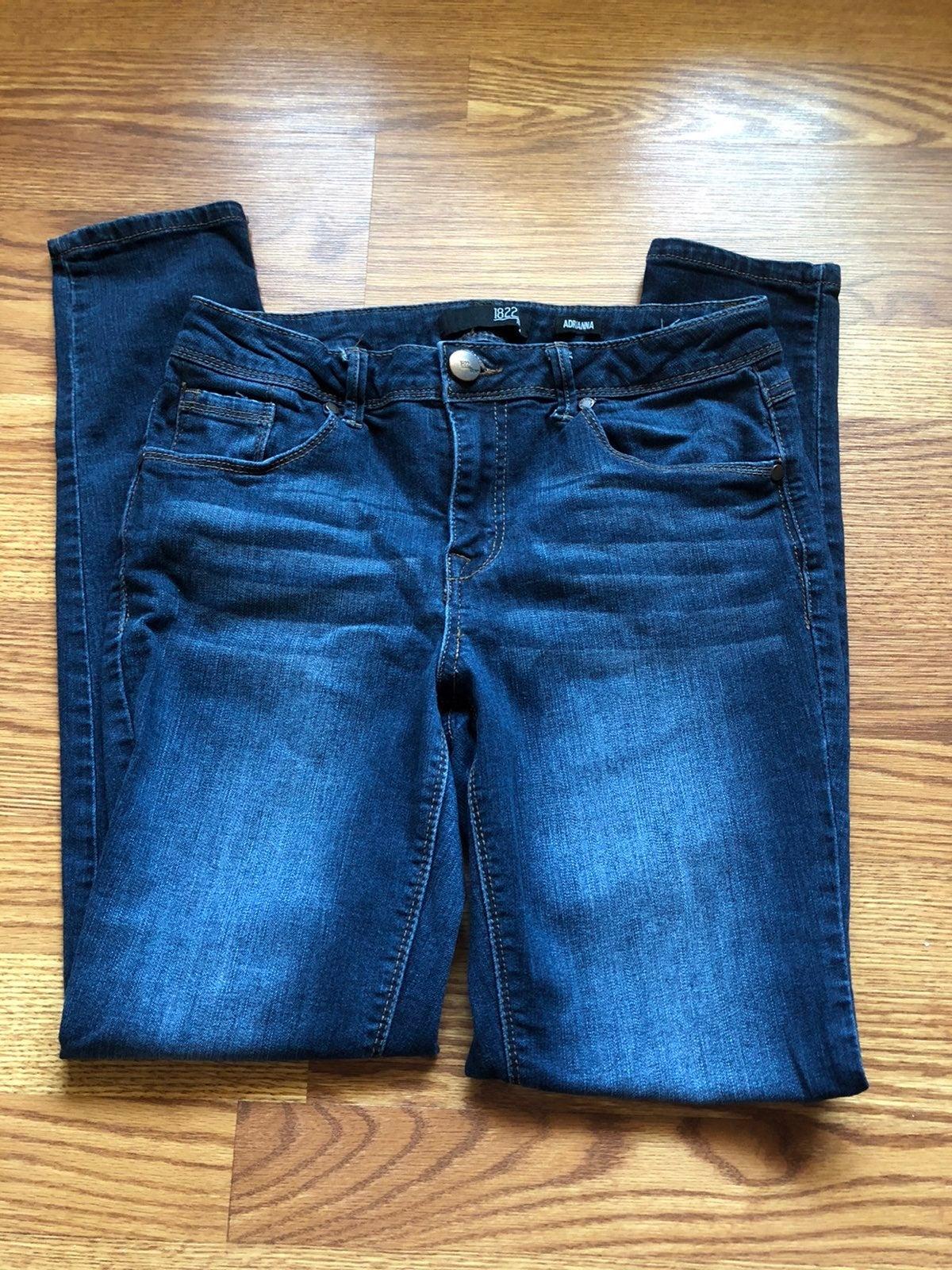 1822 Adrianna jeans