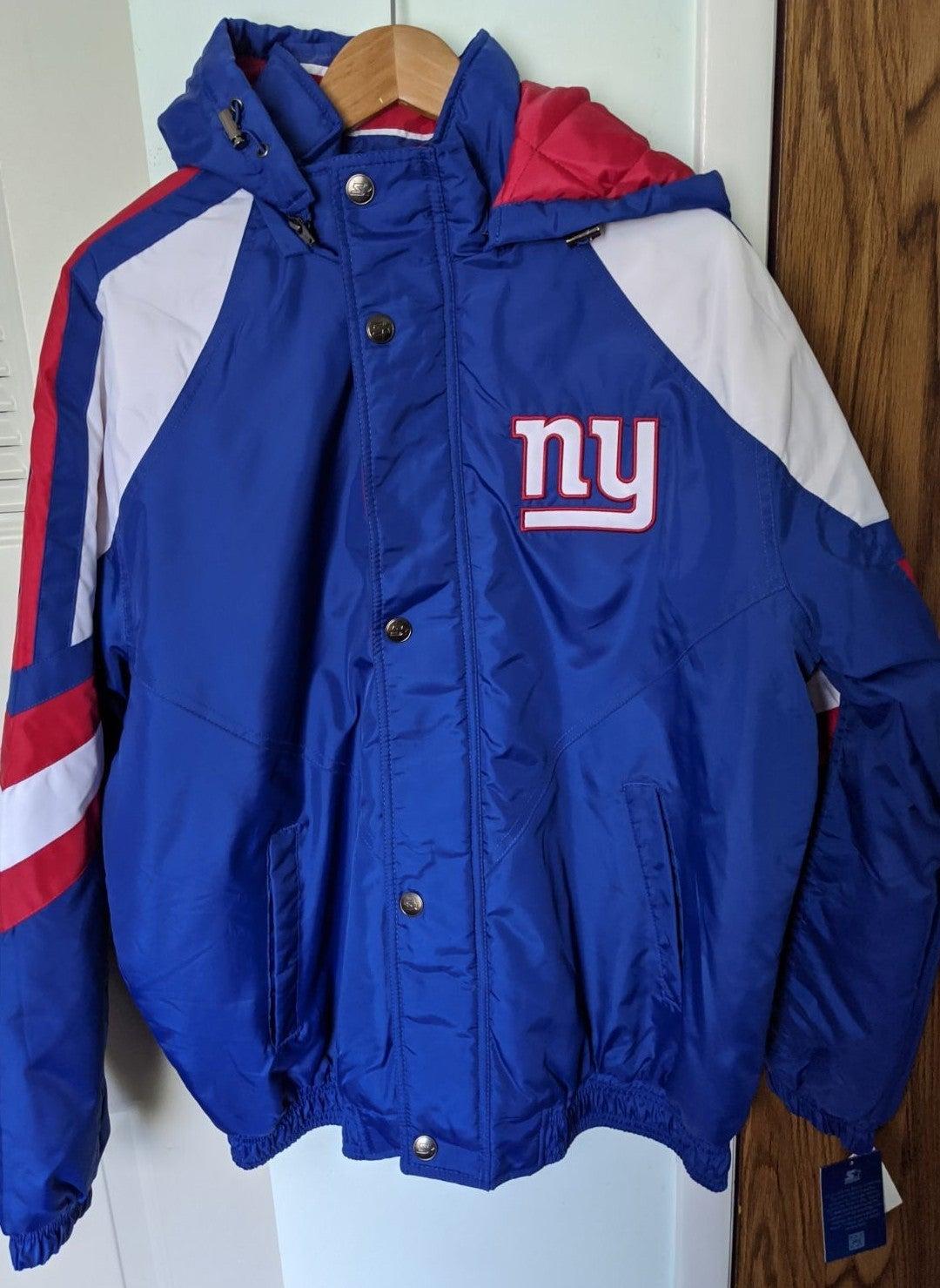 Starter jacket NY Giants NFL vintage LG