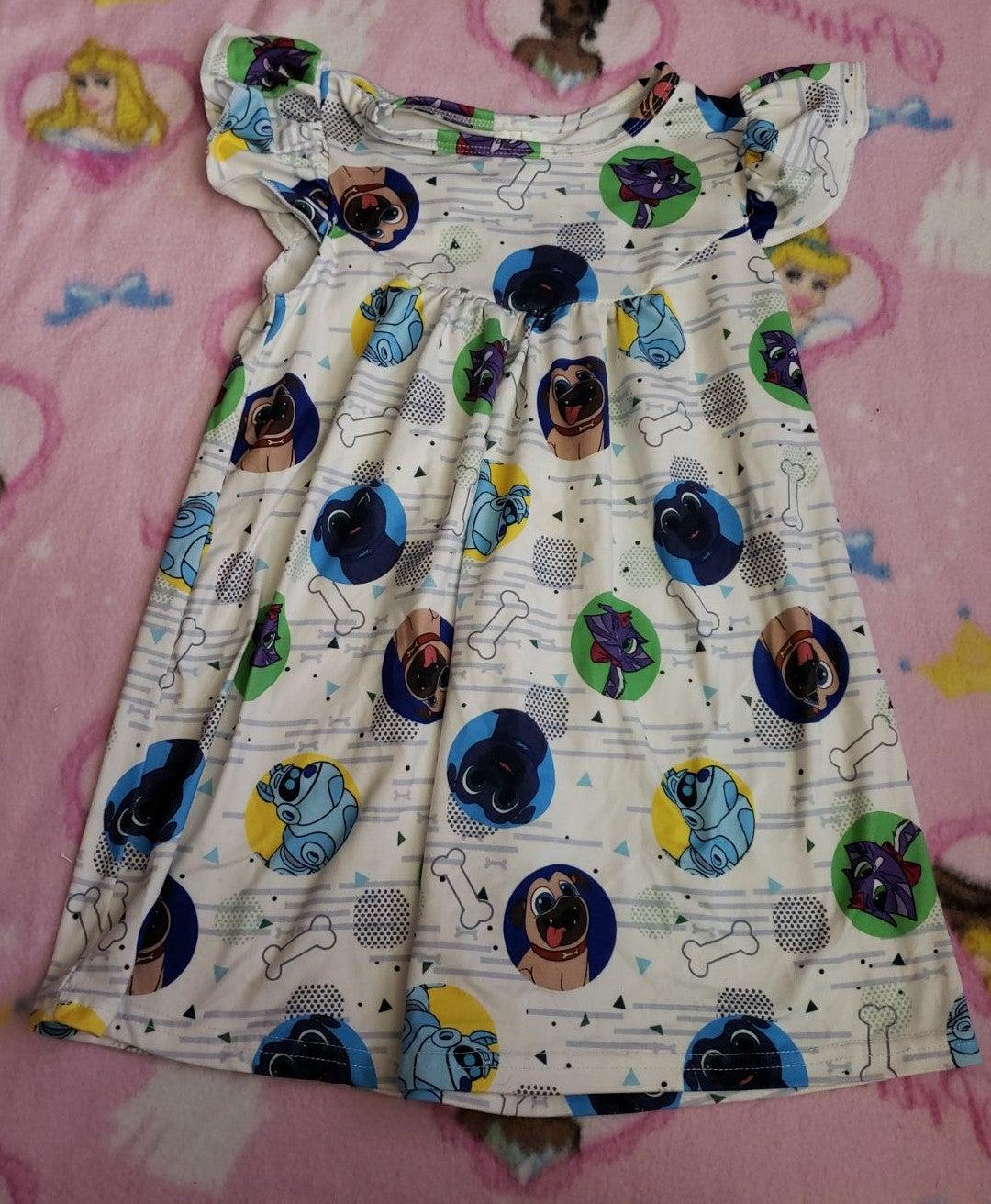 Puppy pals dress 3t
