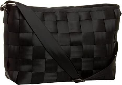 Harveys Black Diaper Bag