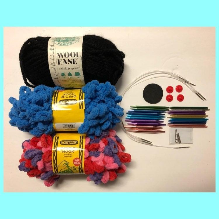 COMPLETE Knit kit