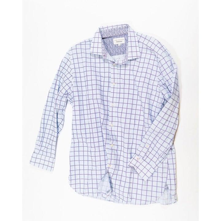 Ted Baker Endurance Print Dress Shirt