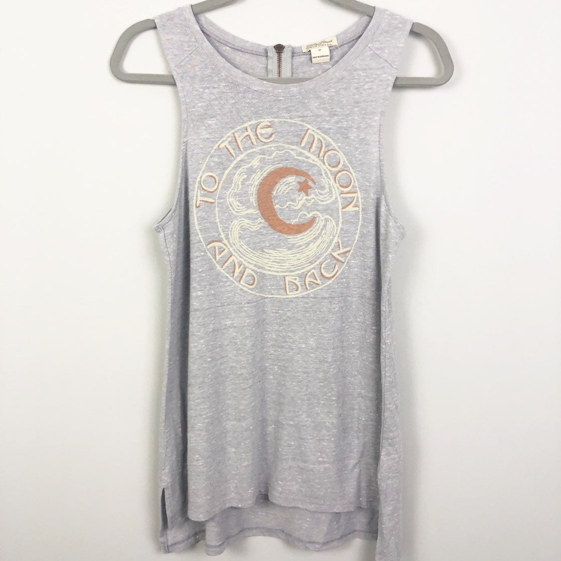 Lucky Brand To the Moon & Back Tank
