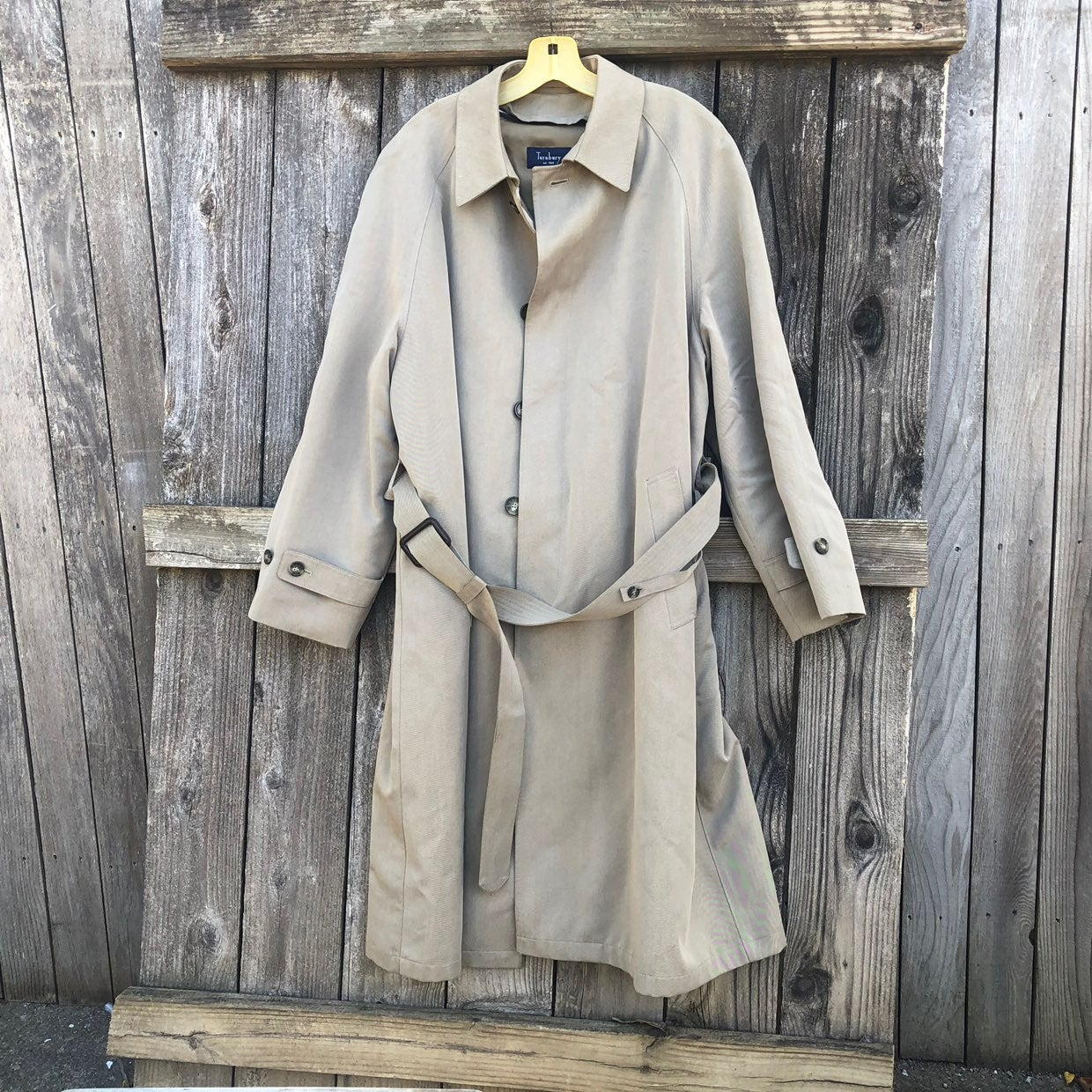 Turnbury lined Trench Coat mens 42R