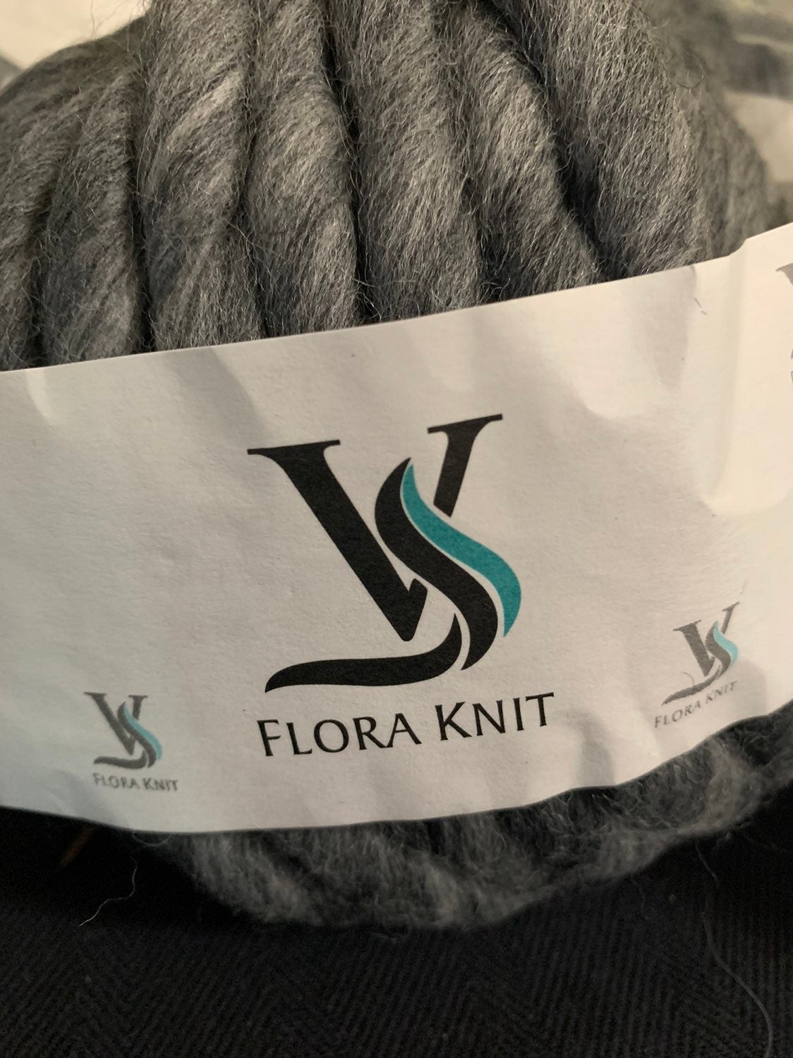 Flora Knit Merino Wool Lot