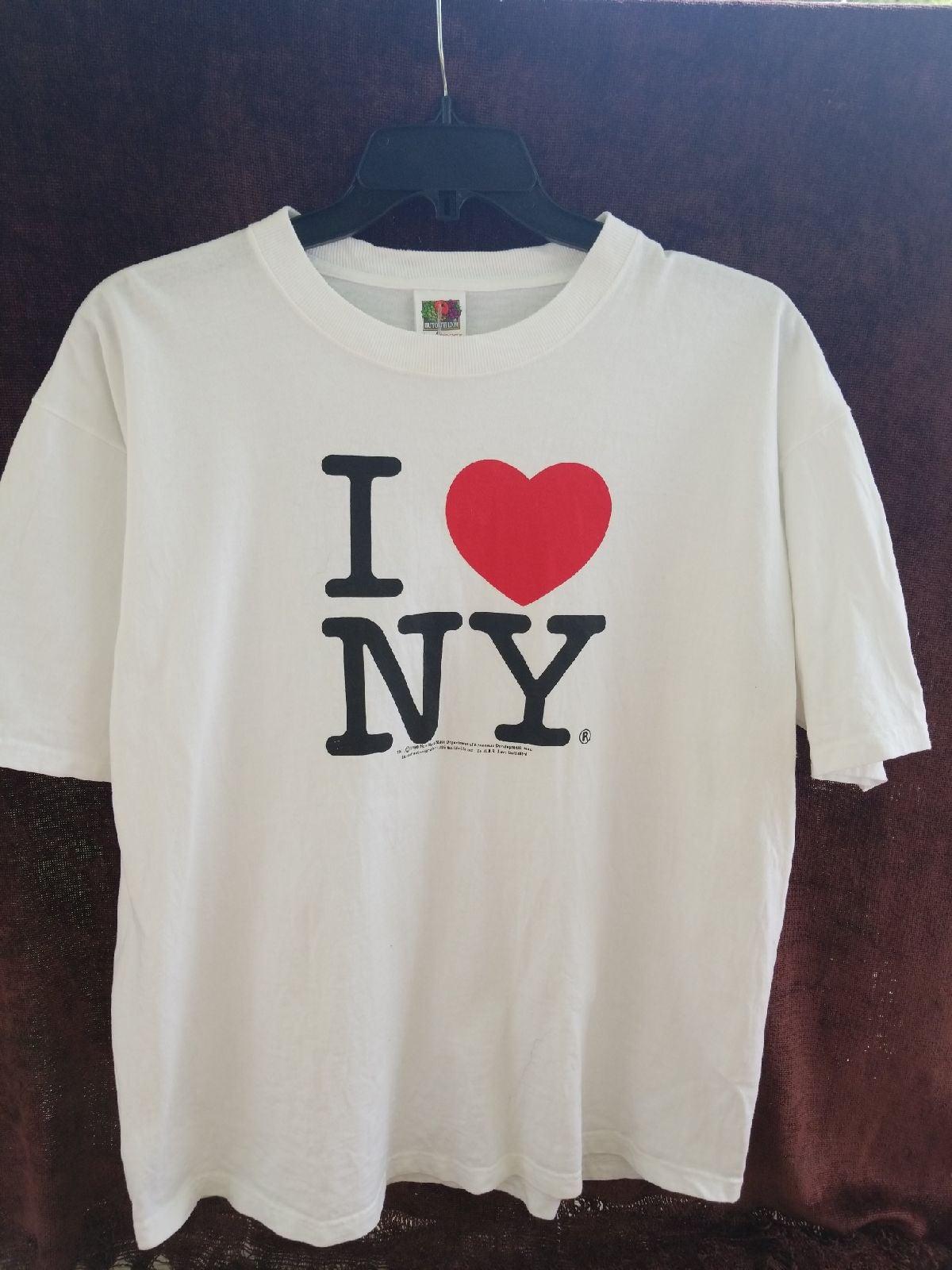 I LOVE NEW YORK  XL Tee