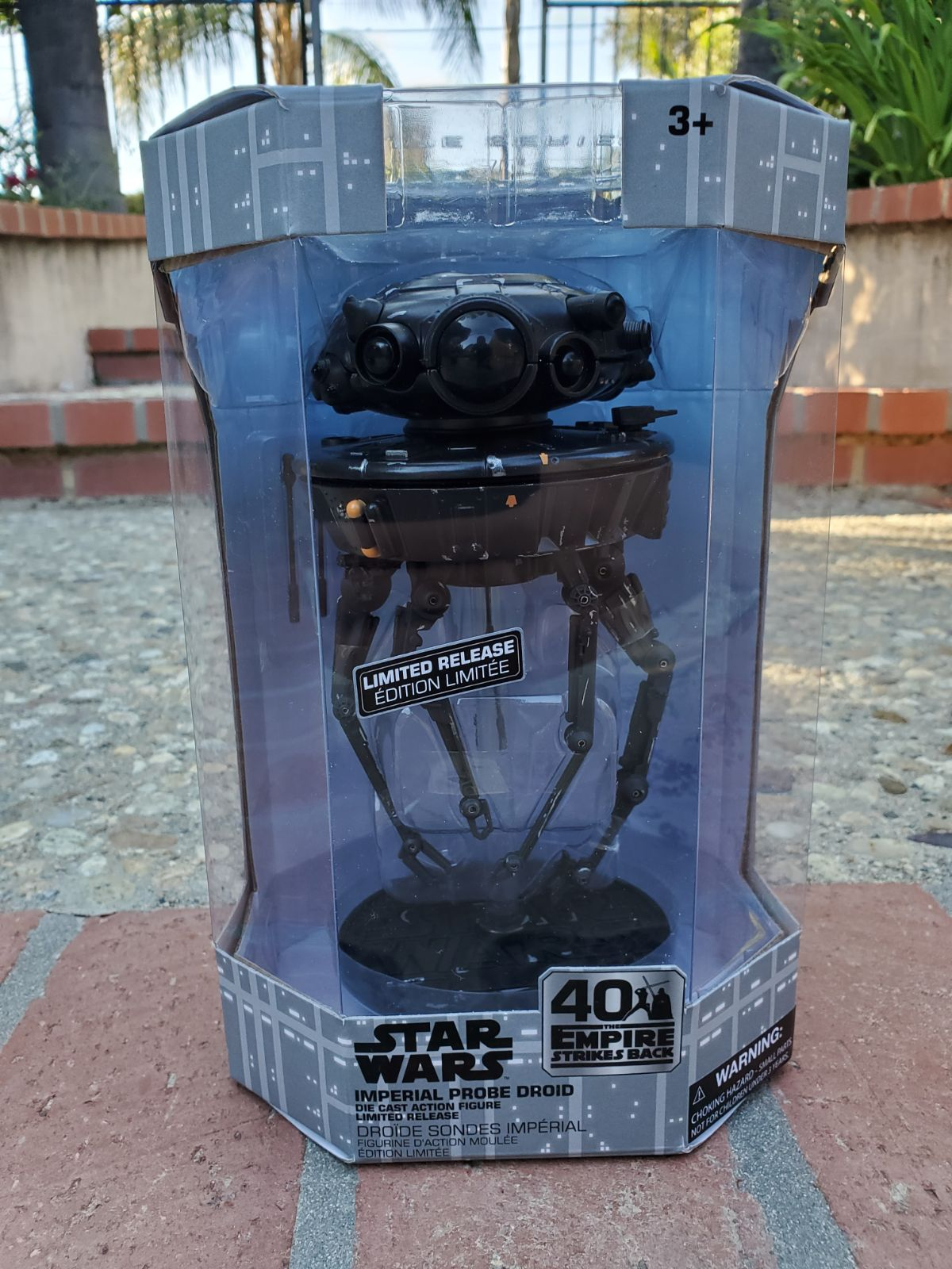 Star Wars Imperial Probe Droid