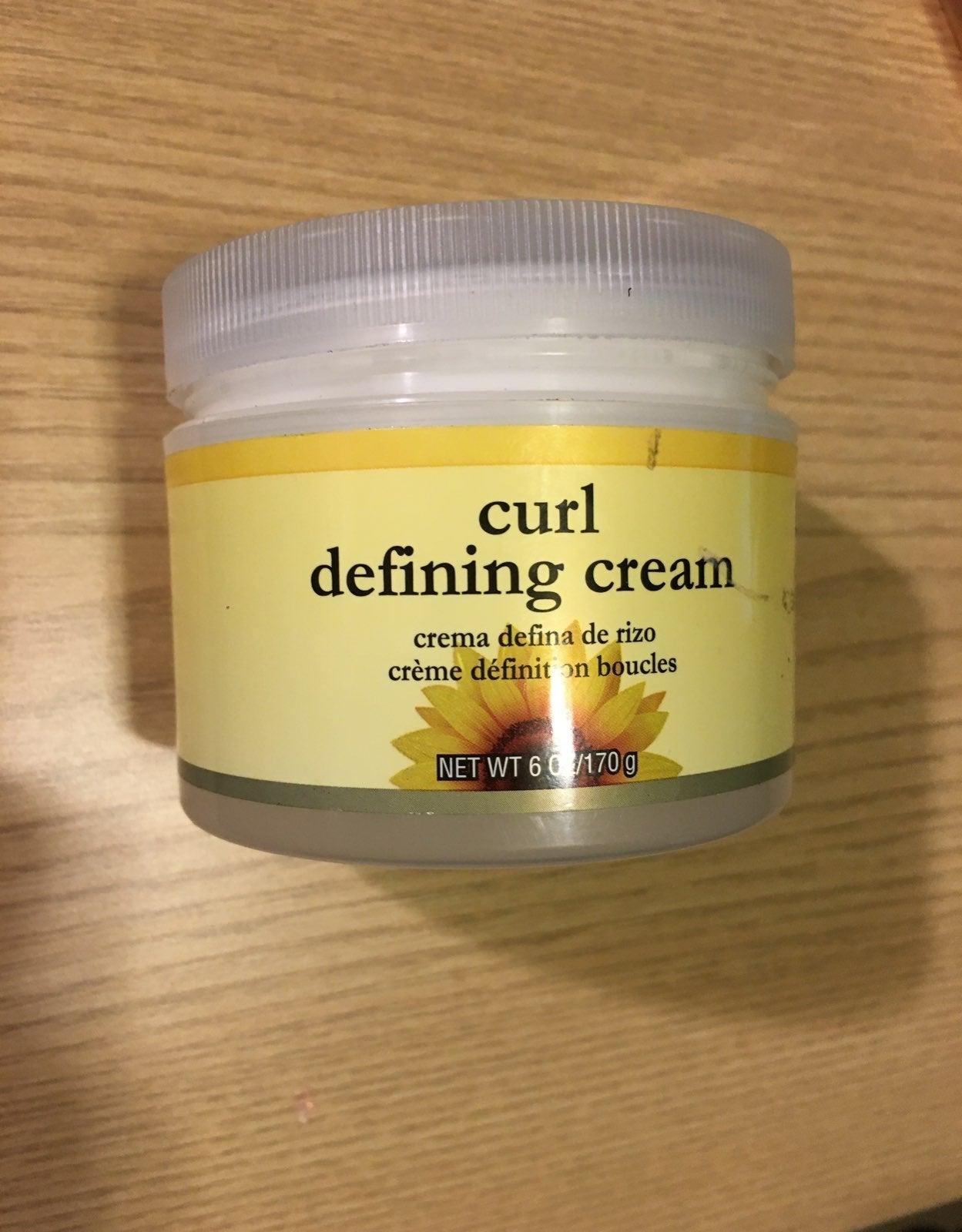Jane carters curl defining cream