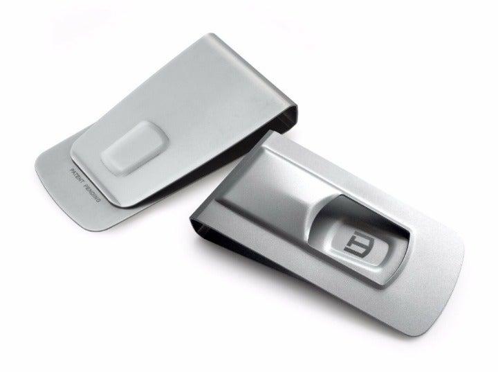 MClip Tightwad Steel Money Clip. RFID