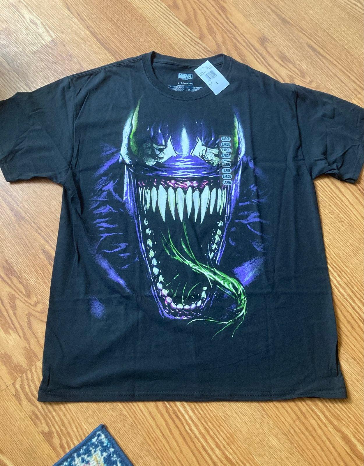 Venom shirt