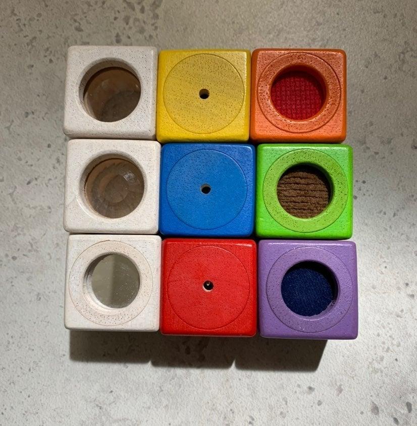 Plan Toys Sensory Blocks