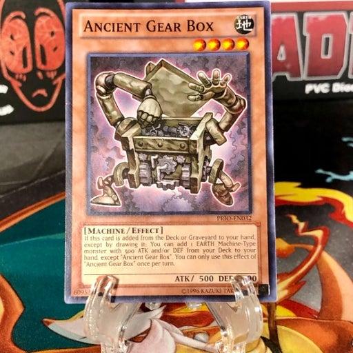 Ancient Gear Box - Primal Origin - MINT