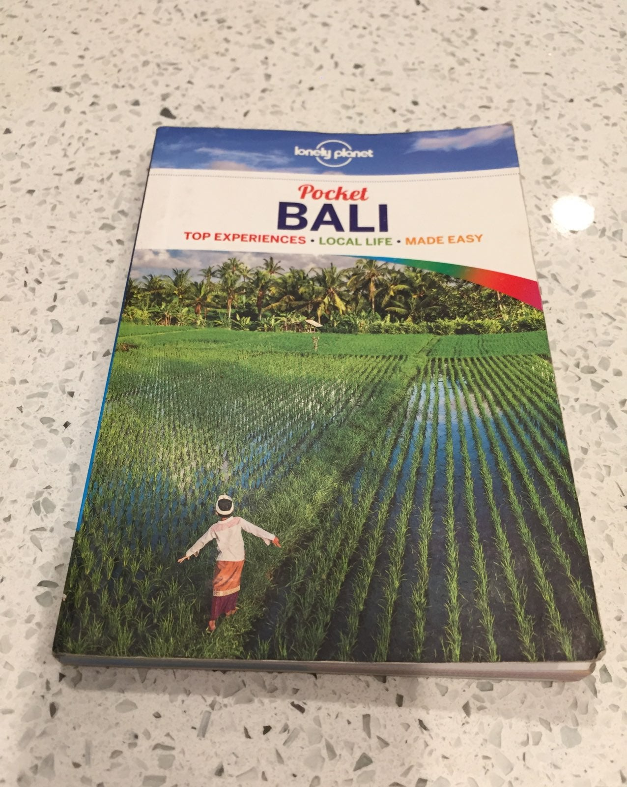 Lonely Planet Bali Guide