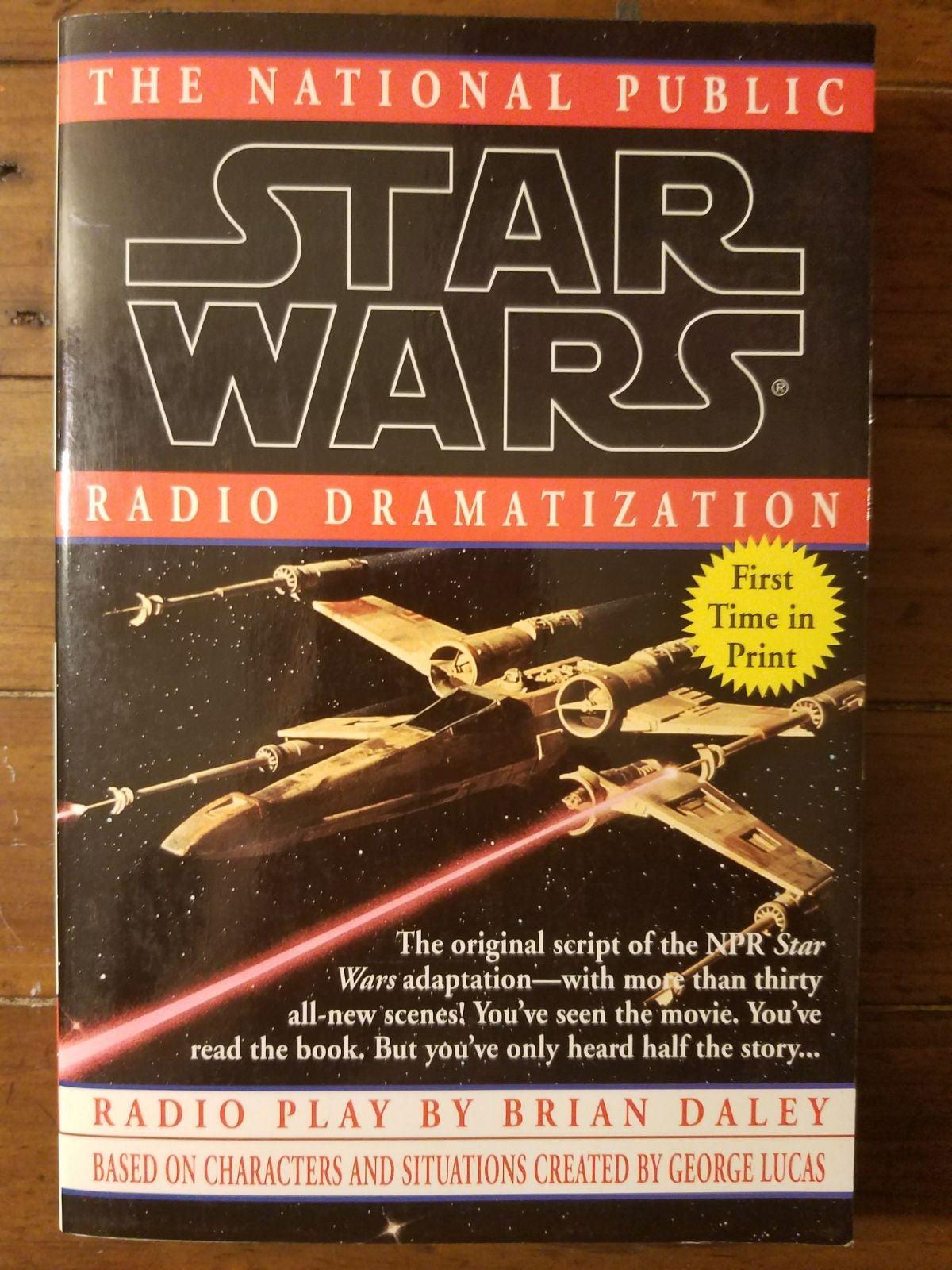Star Wars NPR Dramatization Script