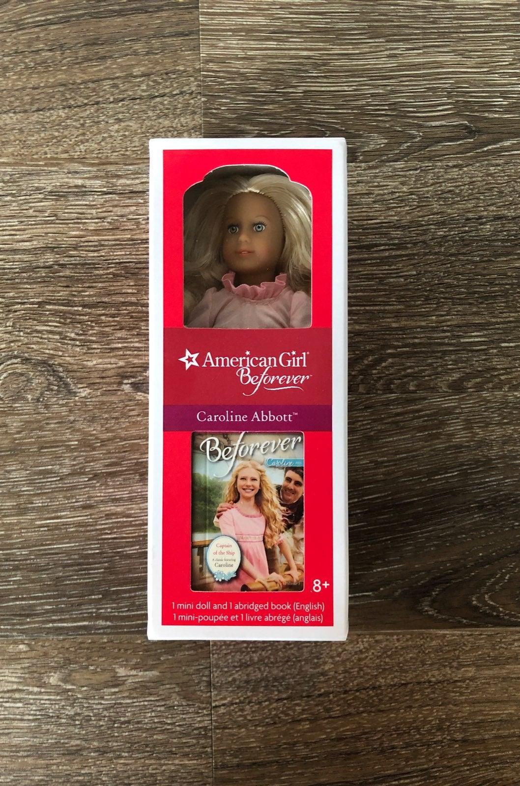 American Girl Mini Caroline Doll
