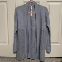 Lululemon Athletica Ribbed Cardigan Sweaters Mercari Garments that are tied are instead considered a robe. lululemon cardigan