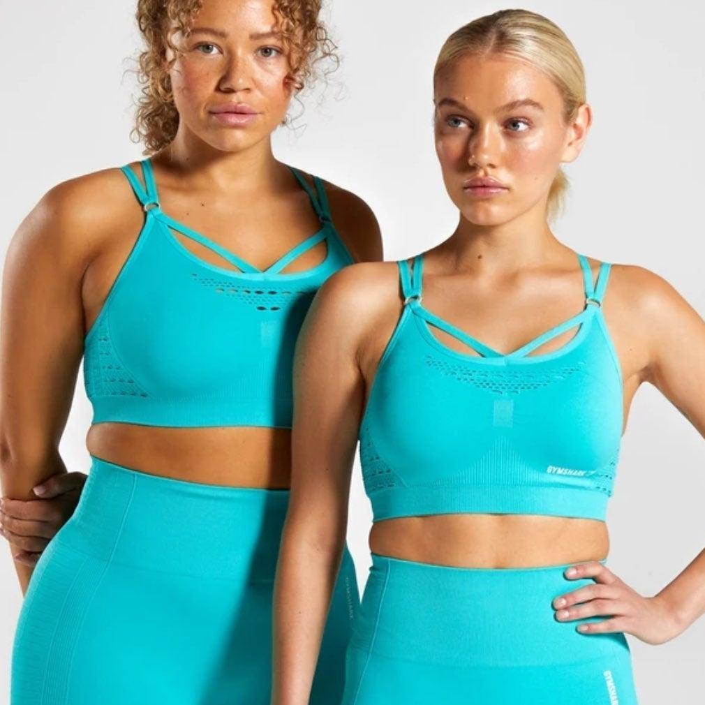 Gymshark energy + seamless sports bra