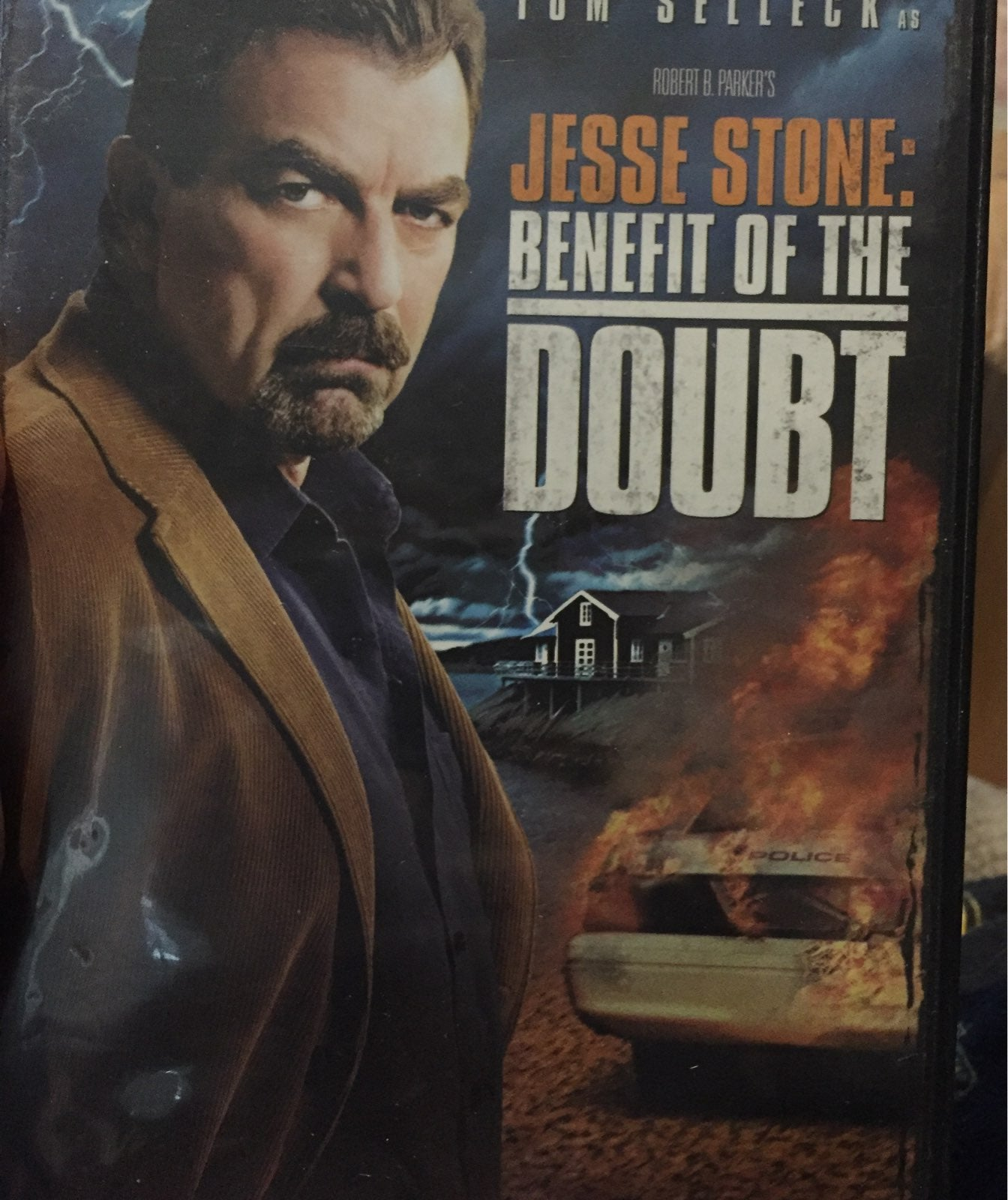 DVD benefit of the doubt