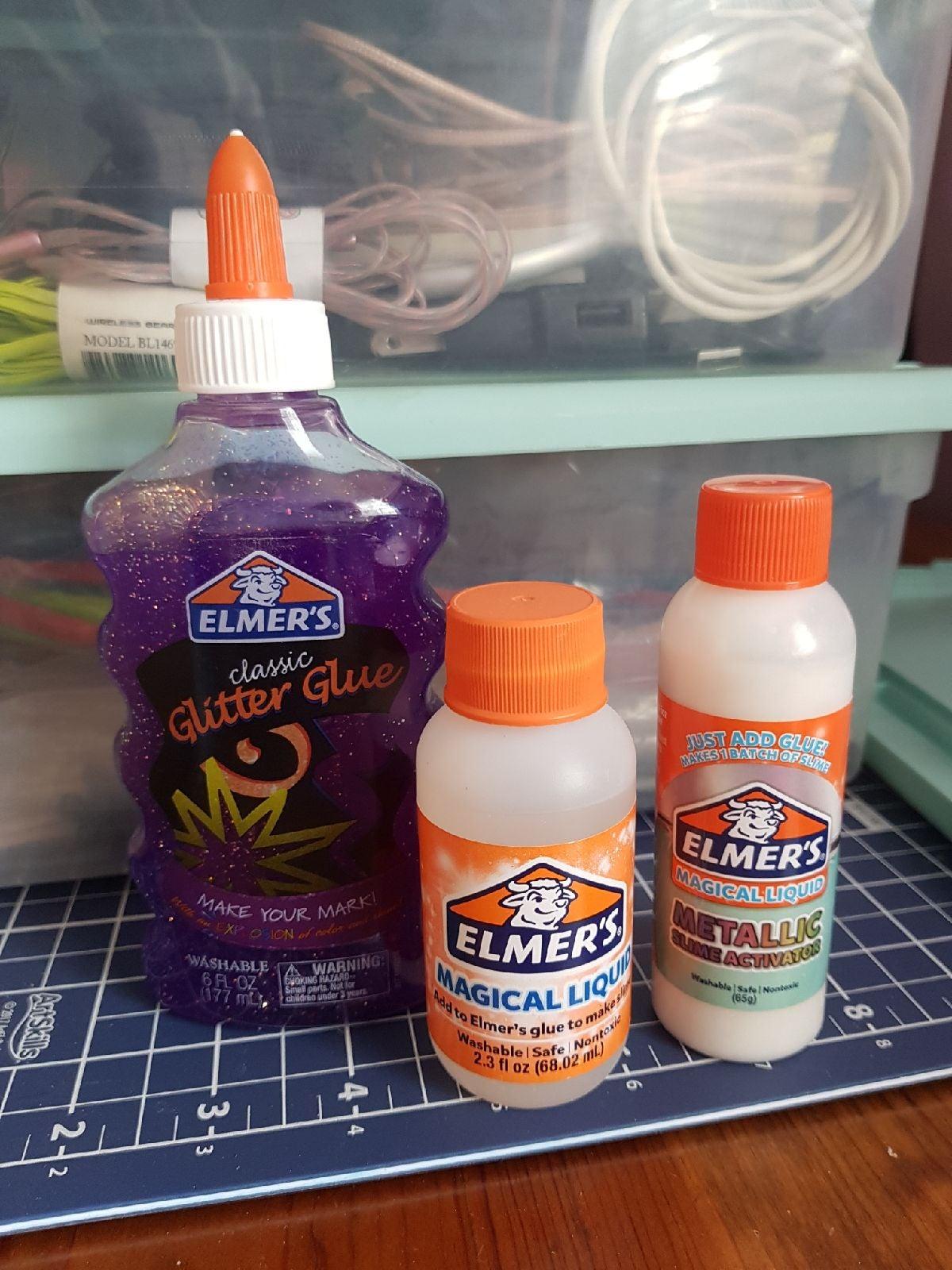 Elmer's Slime Making Bundle