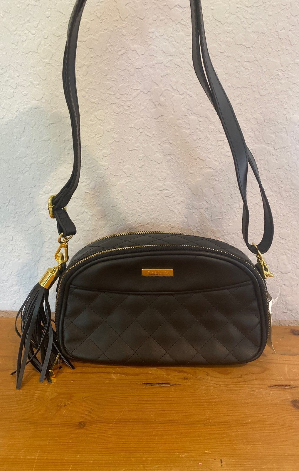 Joy & Iman Crossbody Purse