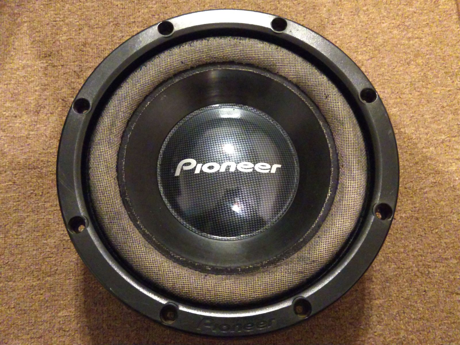 "Pioneer 12"" Subwoofer TS-W305DVC"