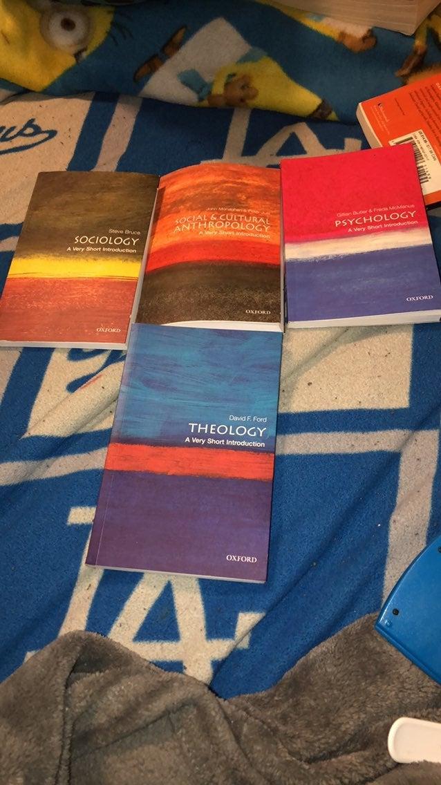 Intro to behavioral science books