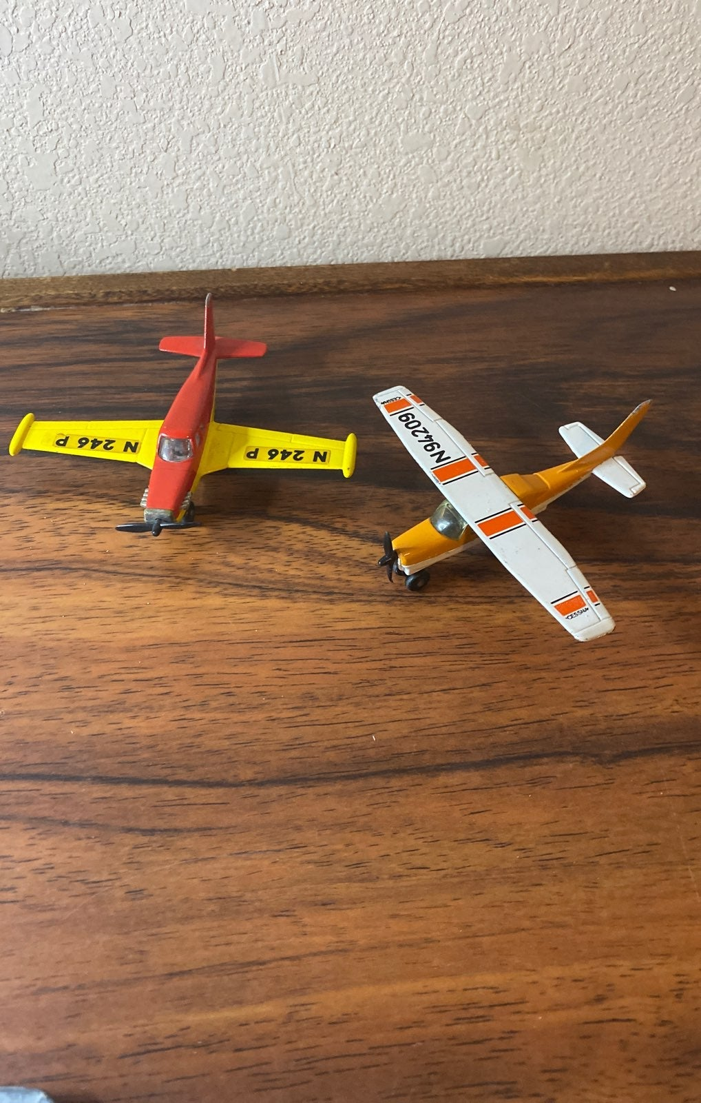 1974/76 matchbox toy planes