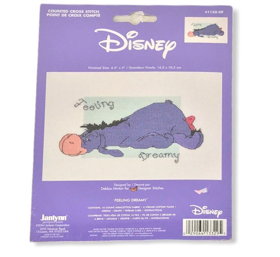 Eeyore Disney Cross Stitch Kit