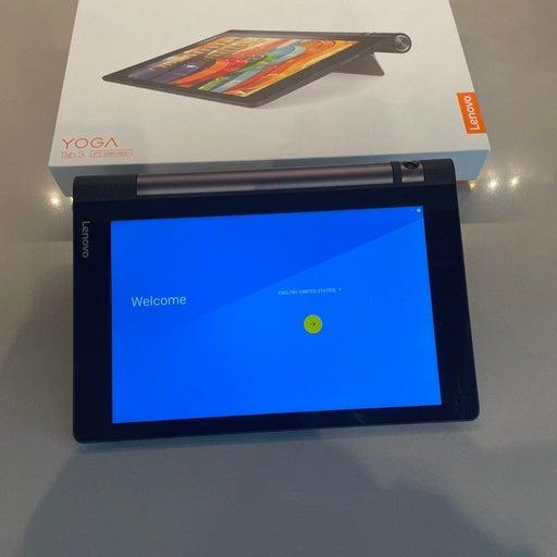 Lenovo Yoga Tab 3 - Ultracompact Tablet
