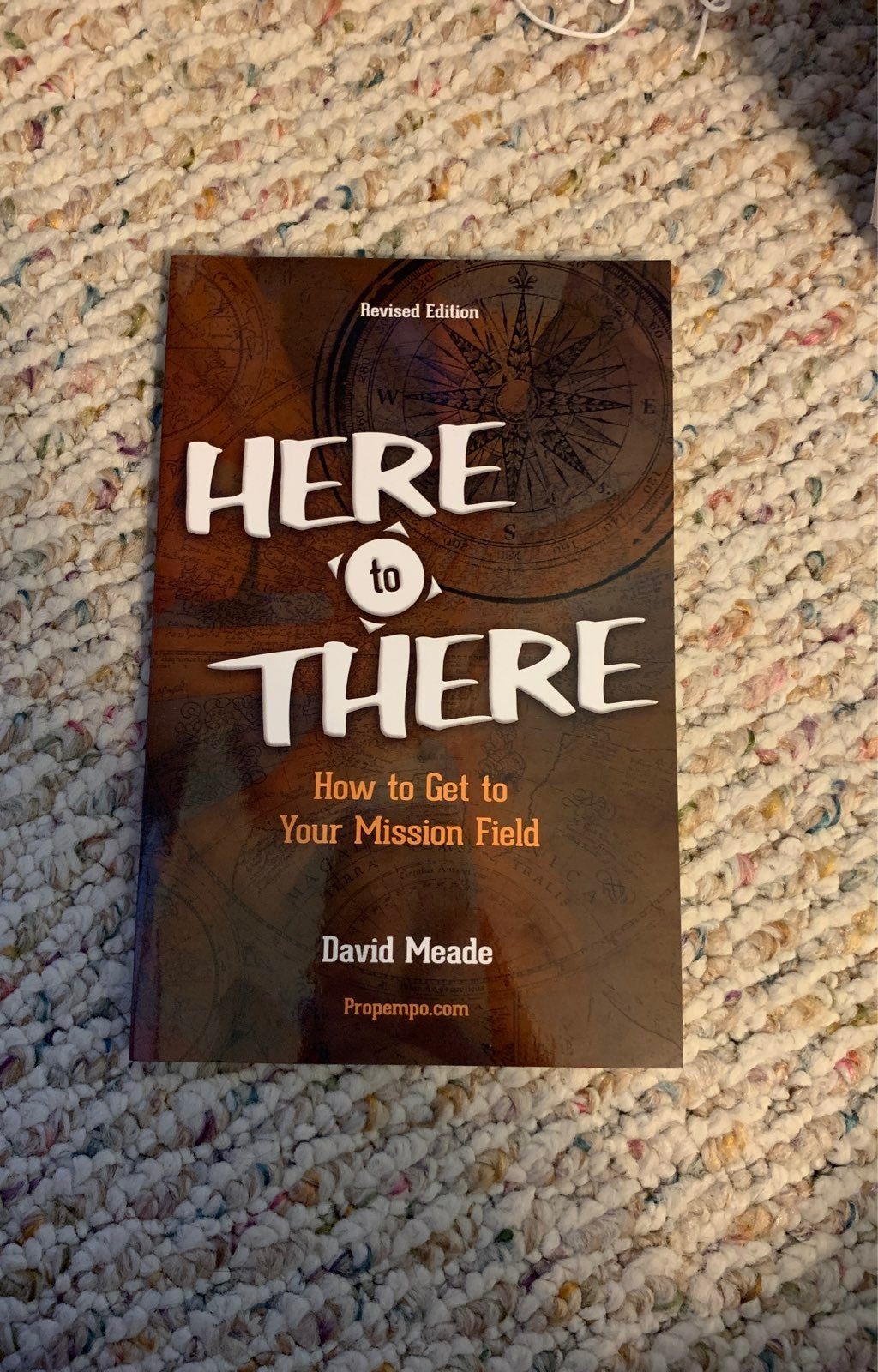 Here to There:How to Get to Your Mission