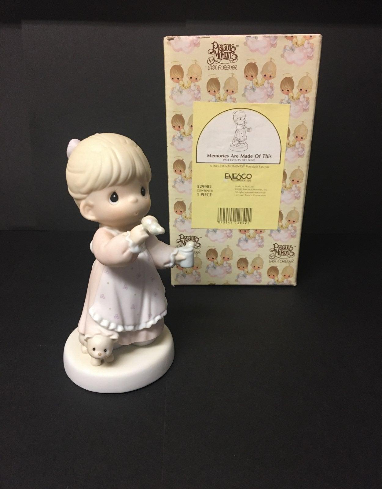 Sam Butcher Signed Figurine