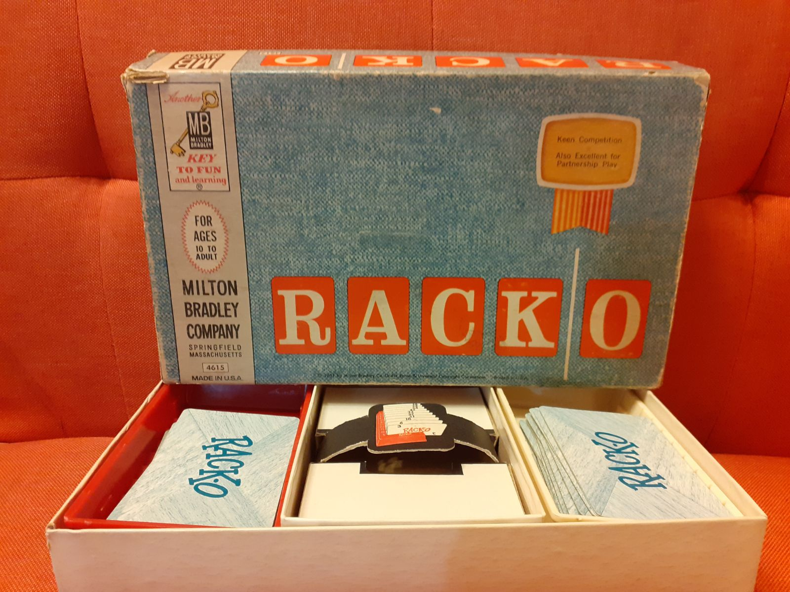 Racko vintage 1961