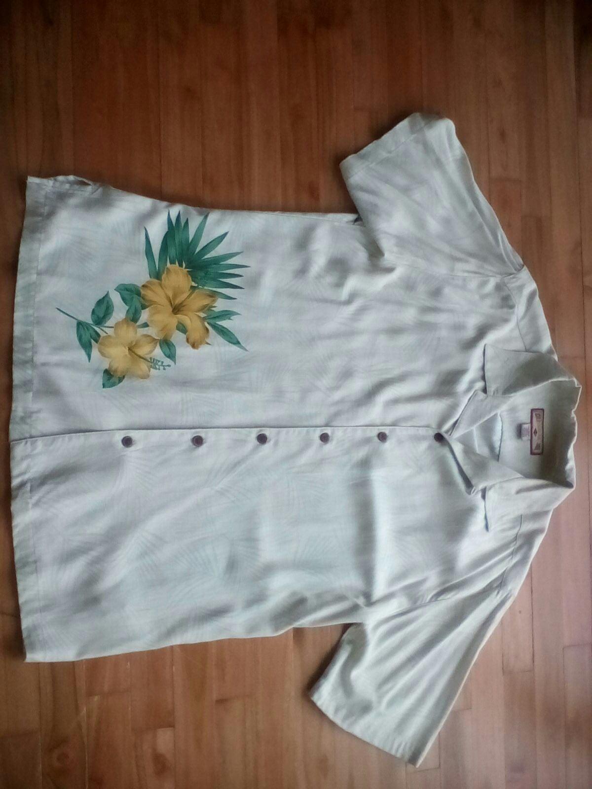 SUPER SALE: Shirt; (Caribbean Joe); L