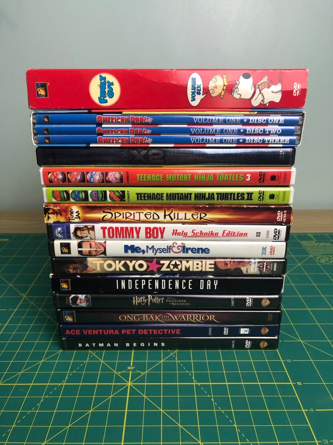 Lot of 14 DVDs