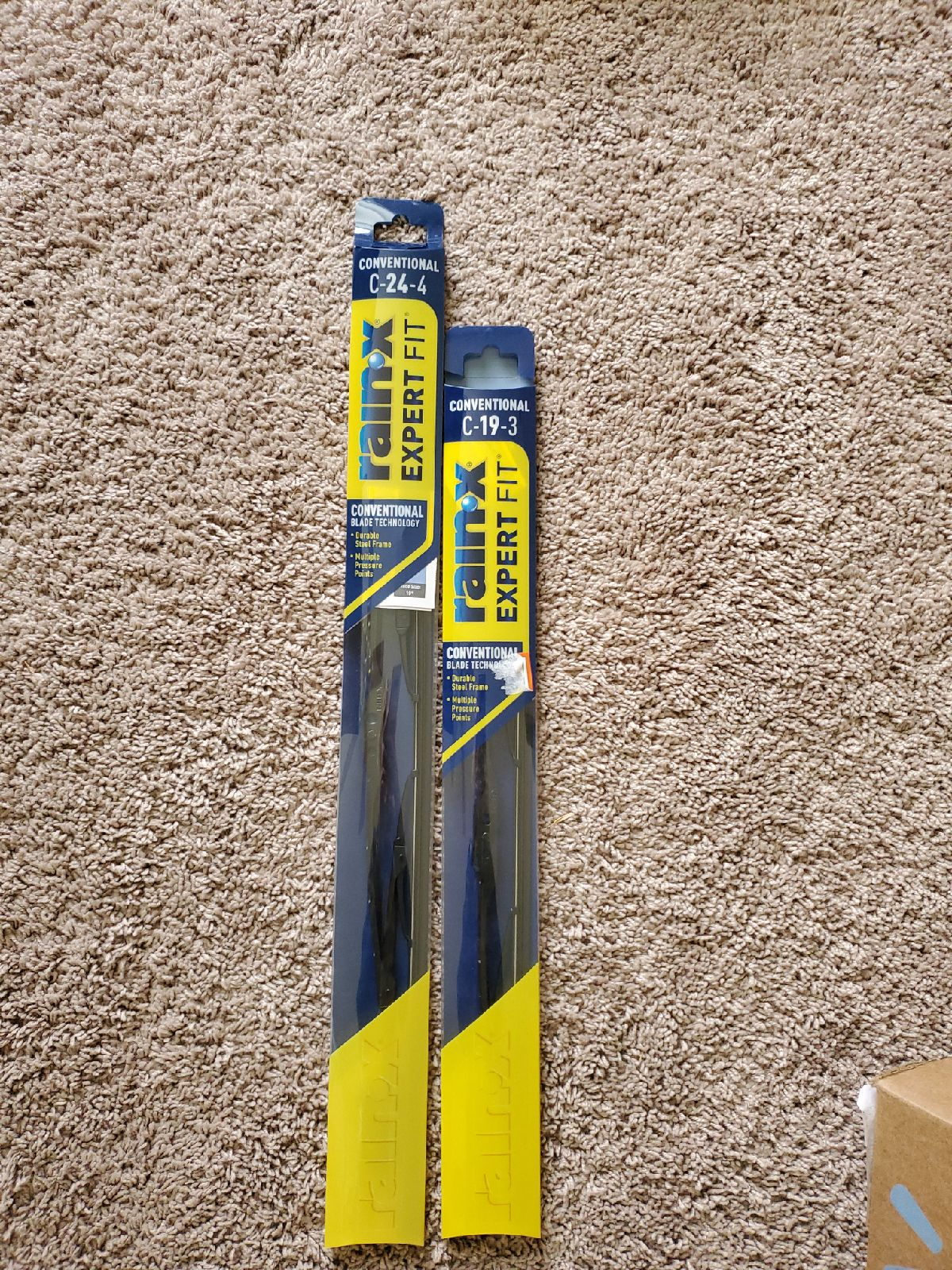 Brand New Unused Rain-X Wiper Blades