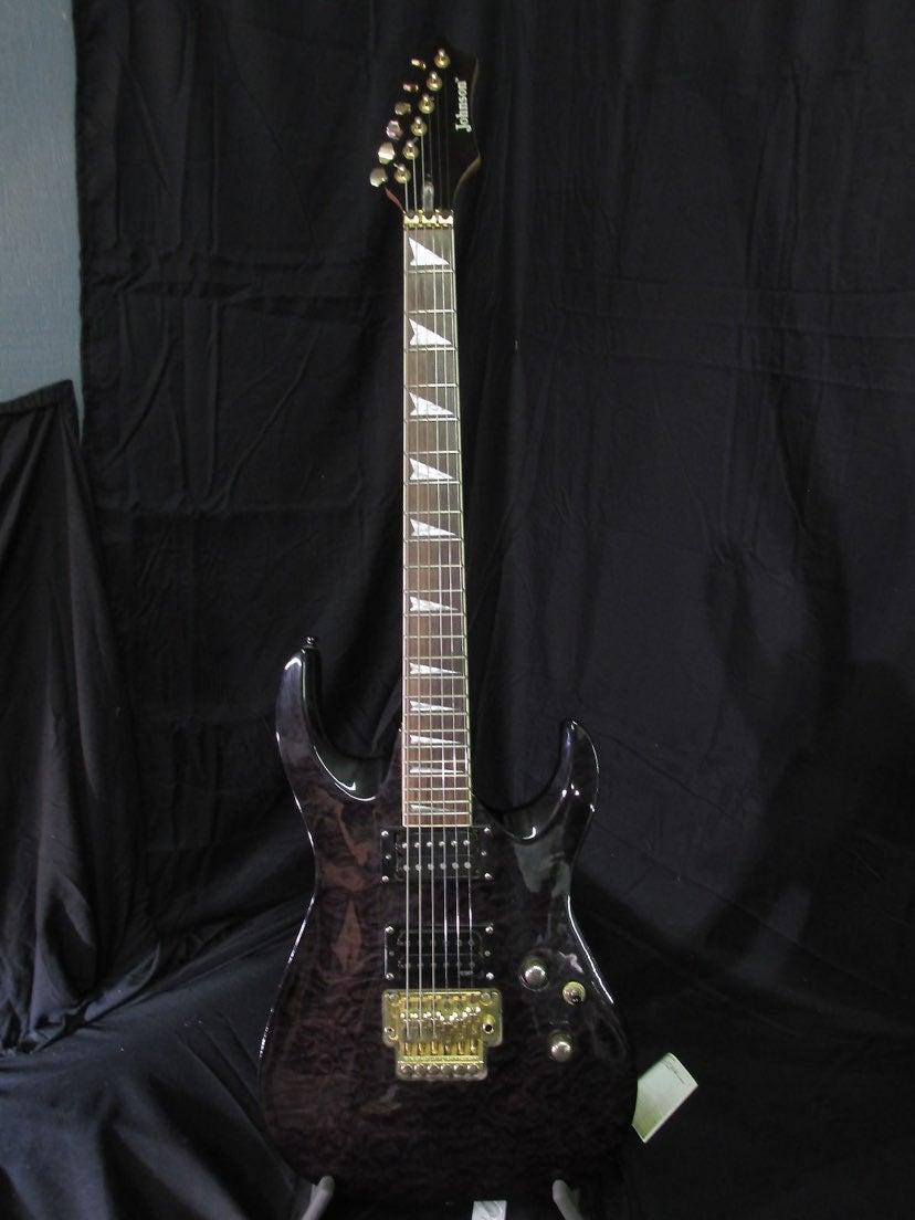 Johnson Catalyst Electric Guitar w/ Case
