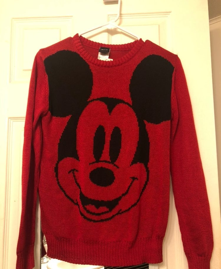 Mickey Mouse juniors sweater