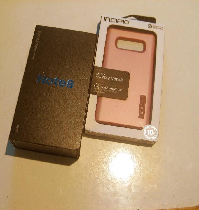 64gb Unlcked AT&T Galaxy Note 8 SM-N950U