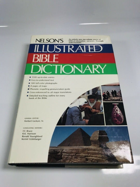 Nelson's Illustrated Bible Dictionary 86
