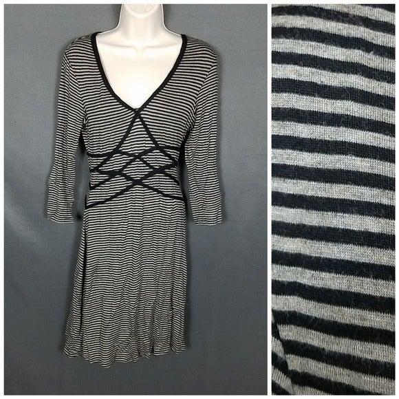 StudioM Small V Neck Dress