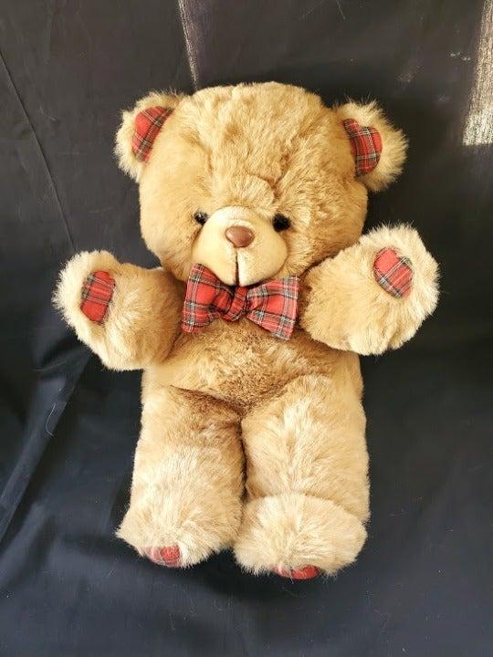 1985 Prestige Toy Corp Homer Teddy Bear