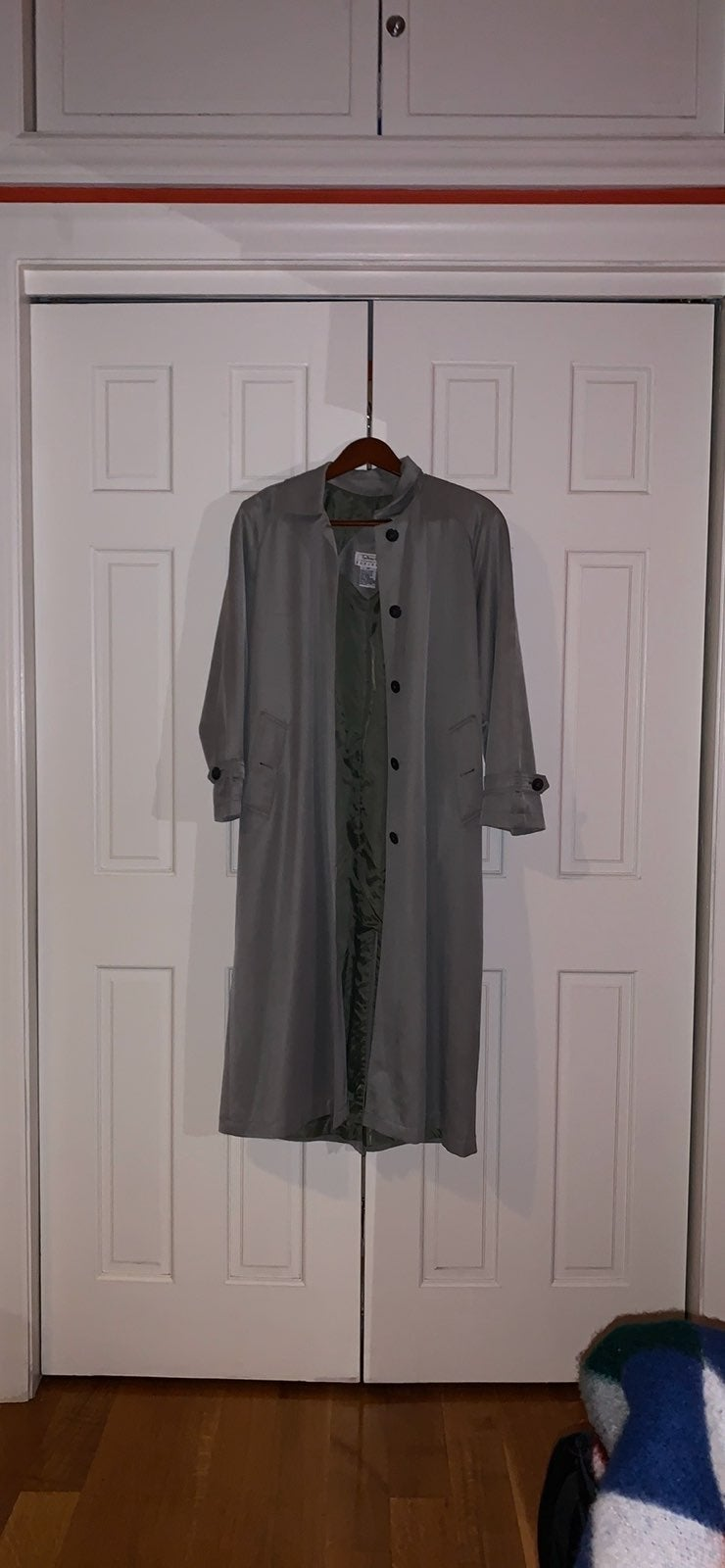 Talbots Dress Coat with Cinched Waist