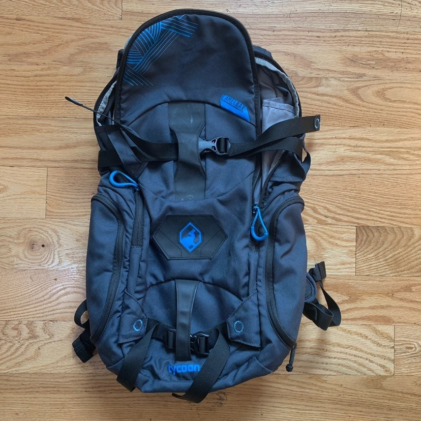 camelbak winter hydration pack