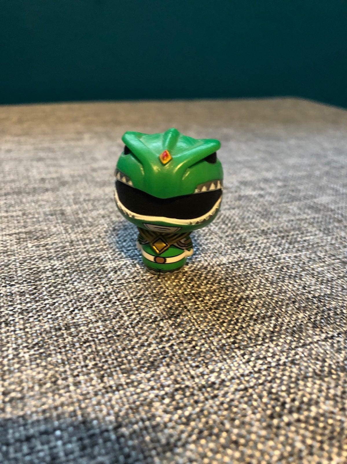 Green Ranger pint size