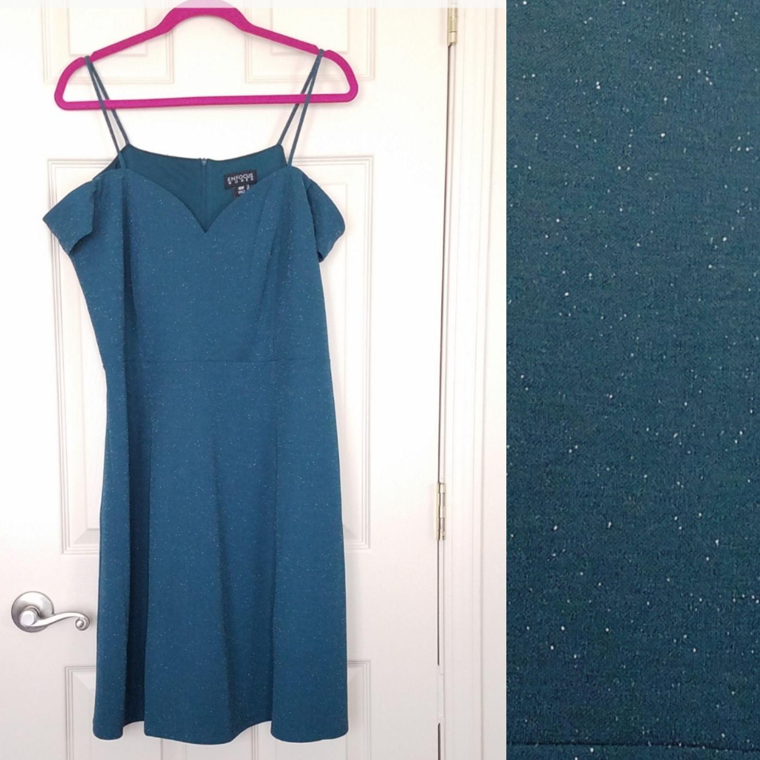 En Focus Studio Dress Size 16W