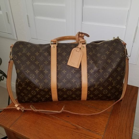 Louis Vuitton Keepall 50 Bandouiliere
