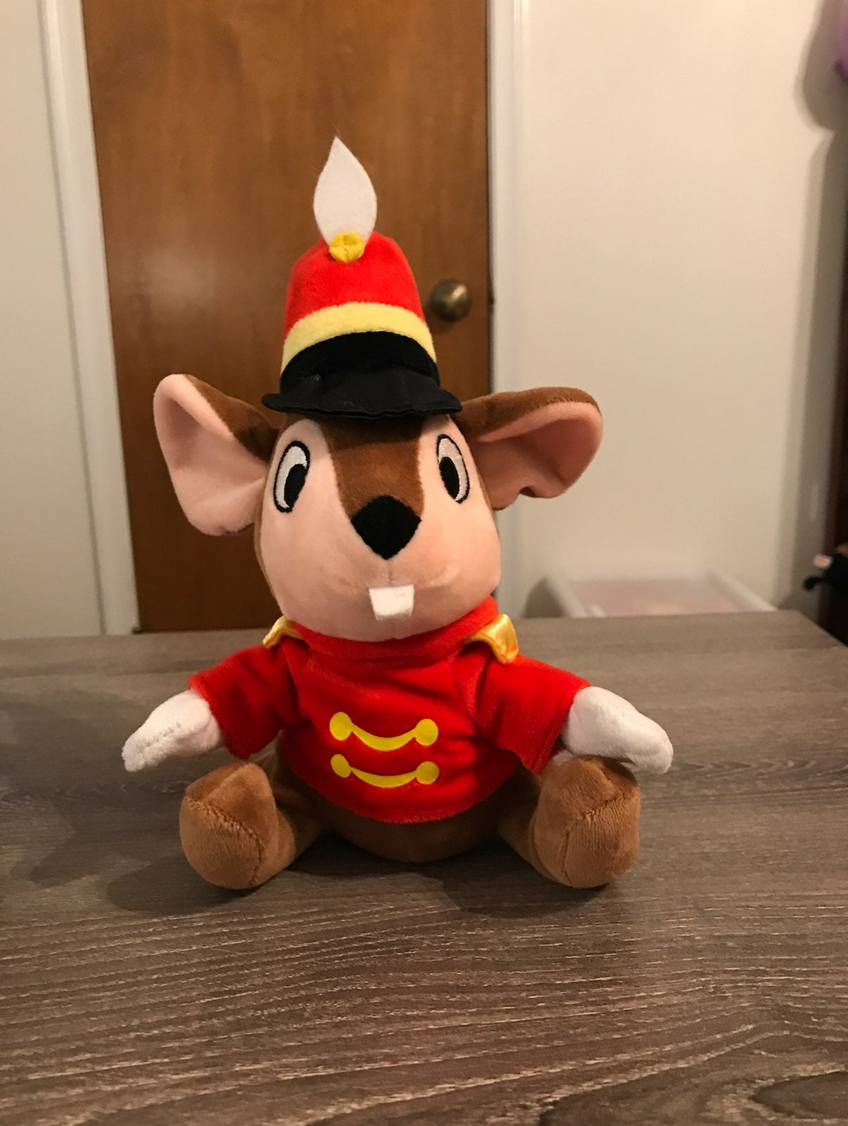 Dumbo- Timothy mouse plush