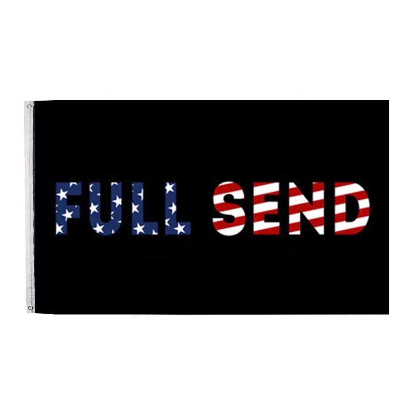 FULL SEND FLAG brand new