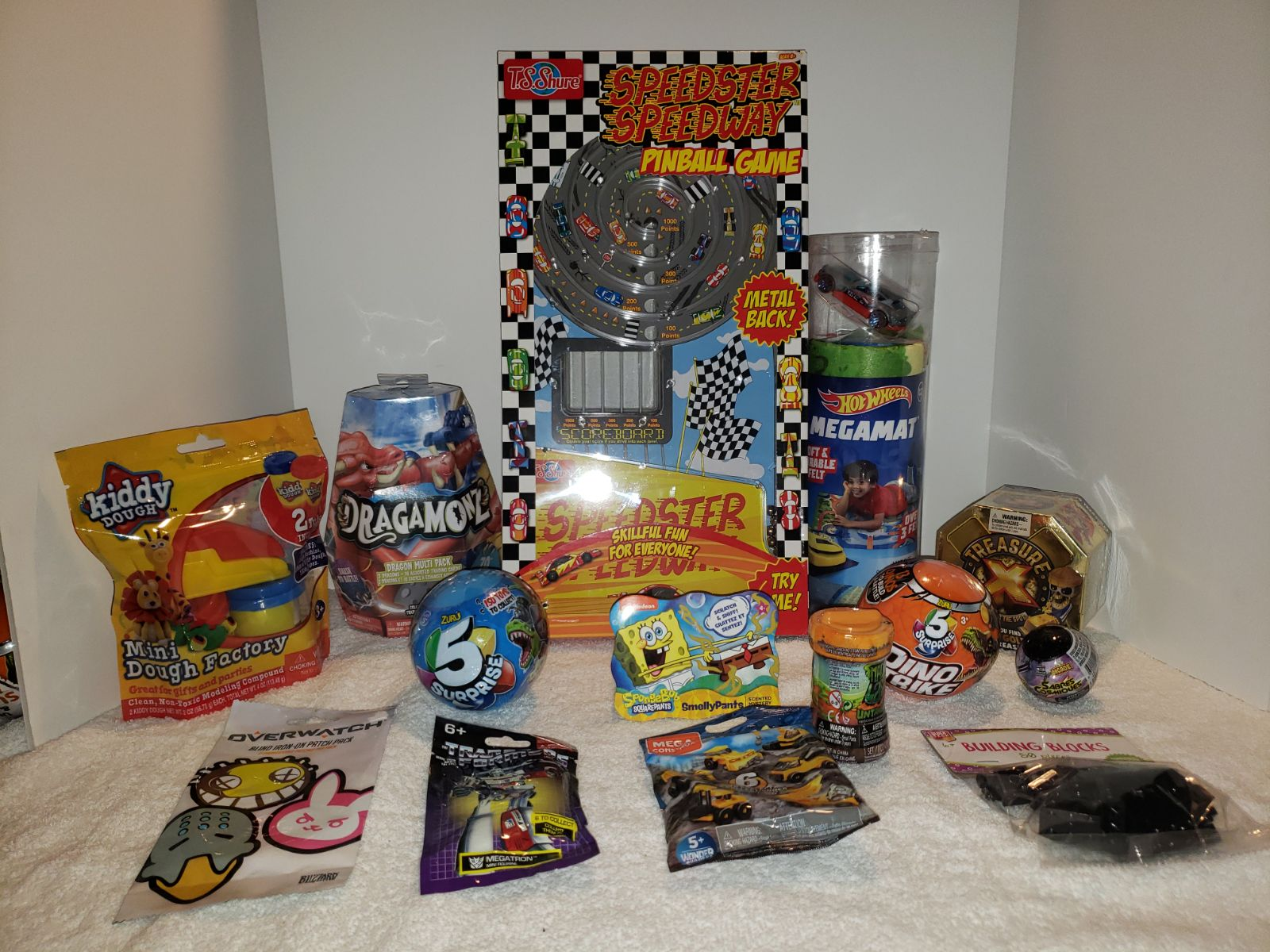 Boys Variety Mix Toy Bundle #2