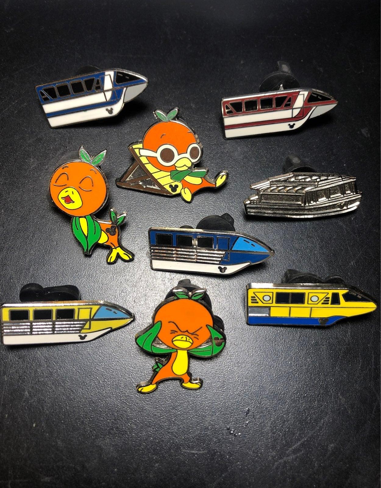 Disney pins-$4 each!
